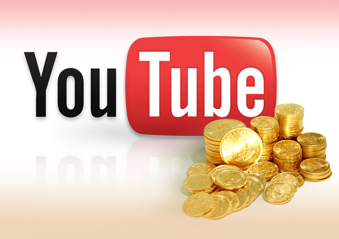 Receiving commission from YouTube1