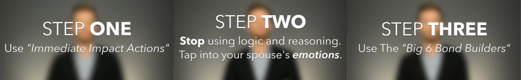 three steps to mend your relationship on the brink of divorce