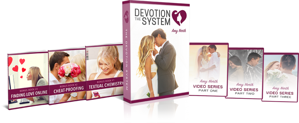 the complete system to make a man fall in love with you