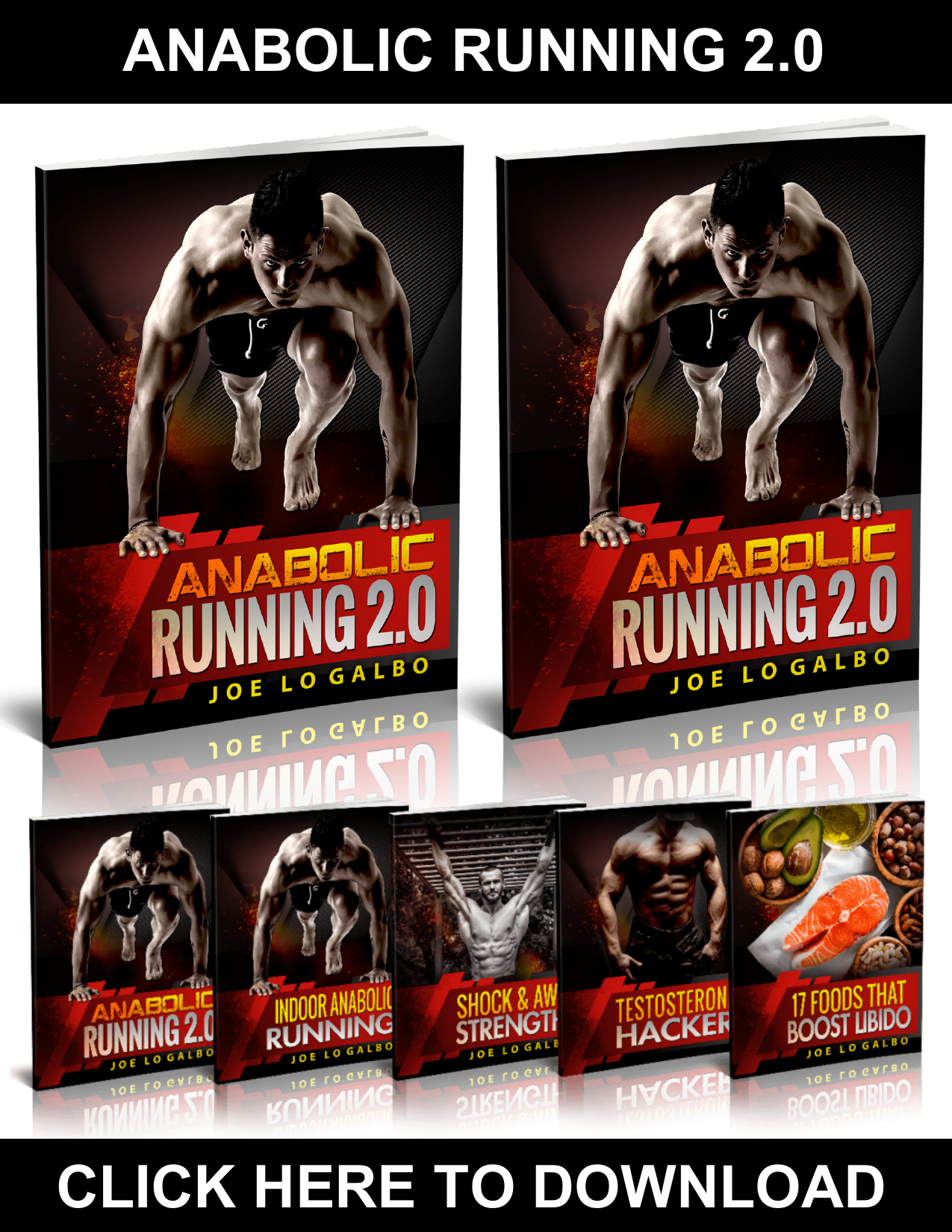 Final Conclusion About Anabolic Running Review by Diziti