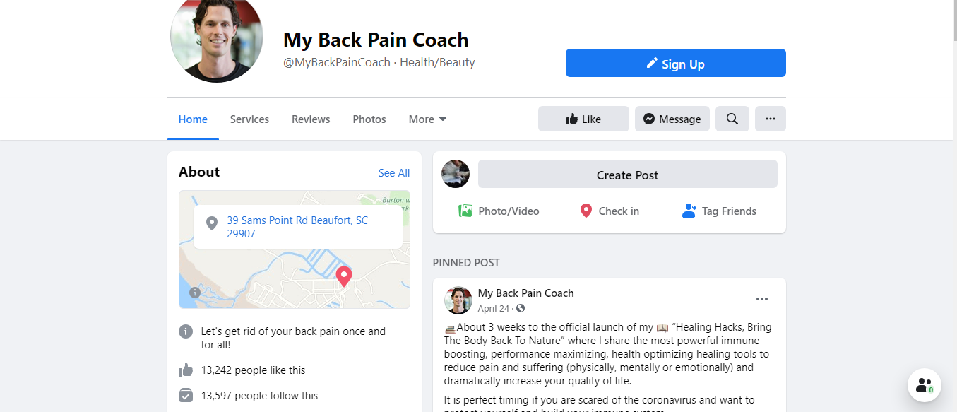 About Ian Hart, The Author Of My Back Pain Coach