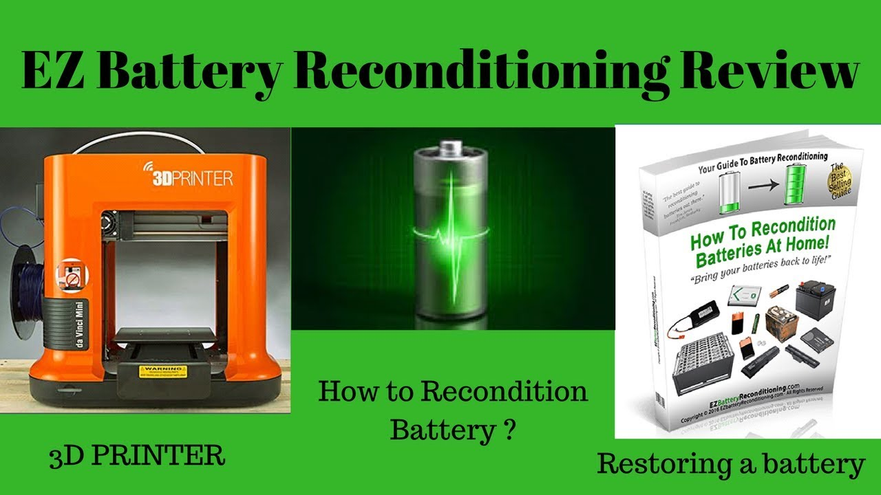 AZ Battery Reconditioning Review