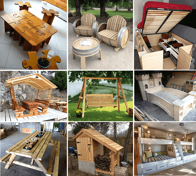 What is Ted's woodworking resource?