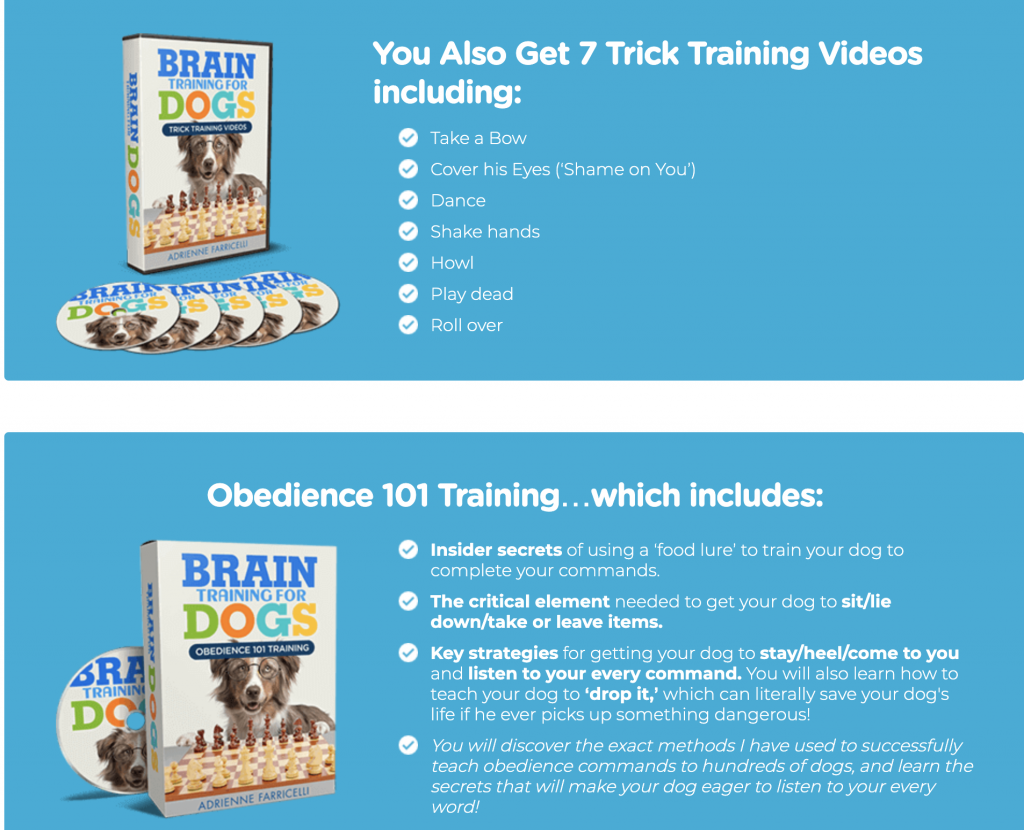 online books in Brain training for dogs