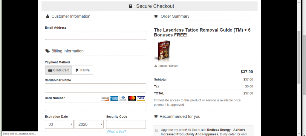 Laserless Tattoo Removal Guide review- price