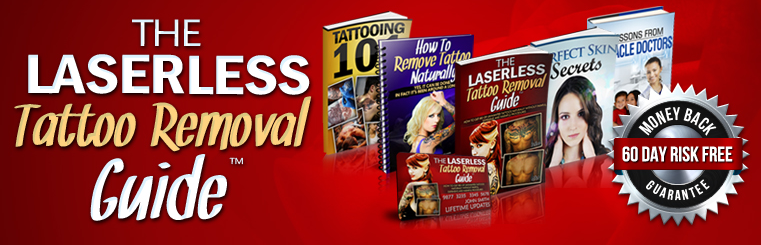 Laserless Tattoo Removal Guide Review - Diziti