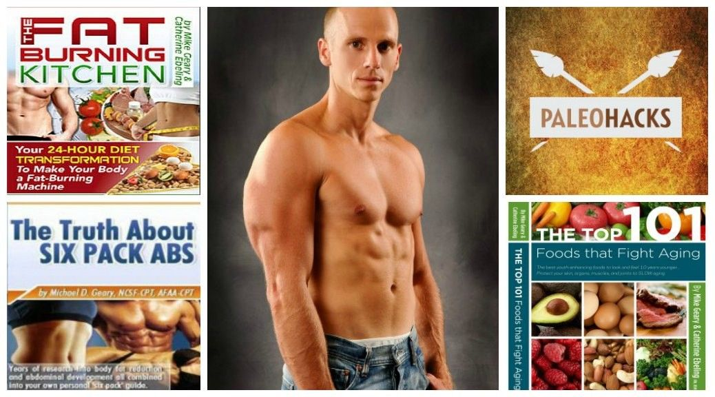 mike author - Fat Burning Kitchen Review