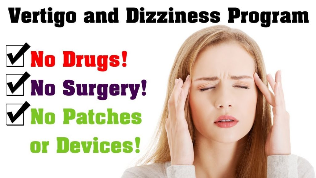 The Vertigo and dizziness program review - Diziti