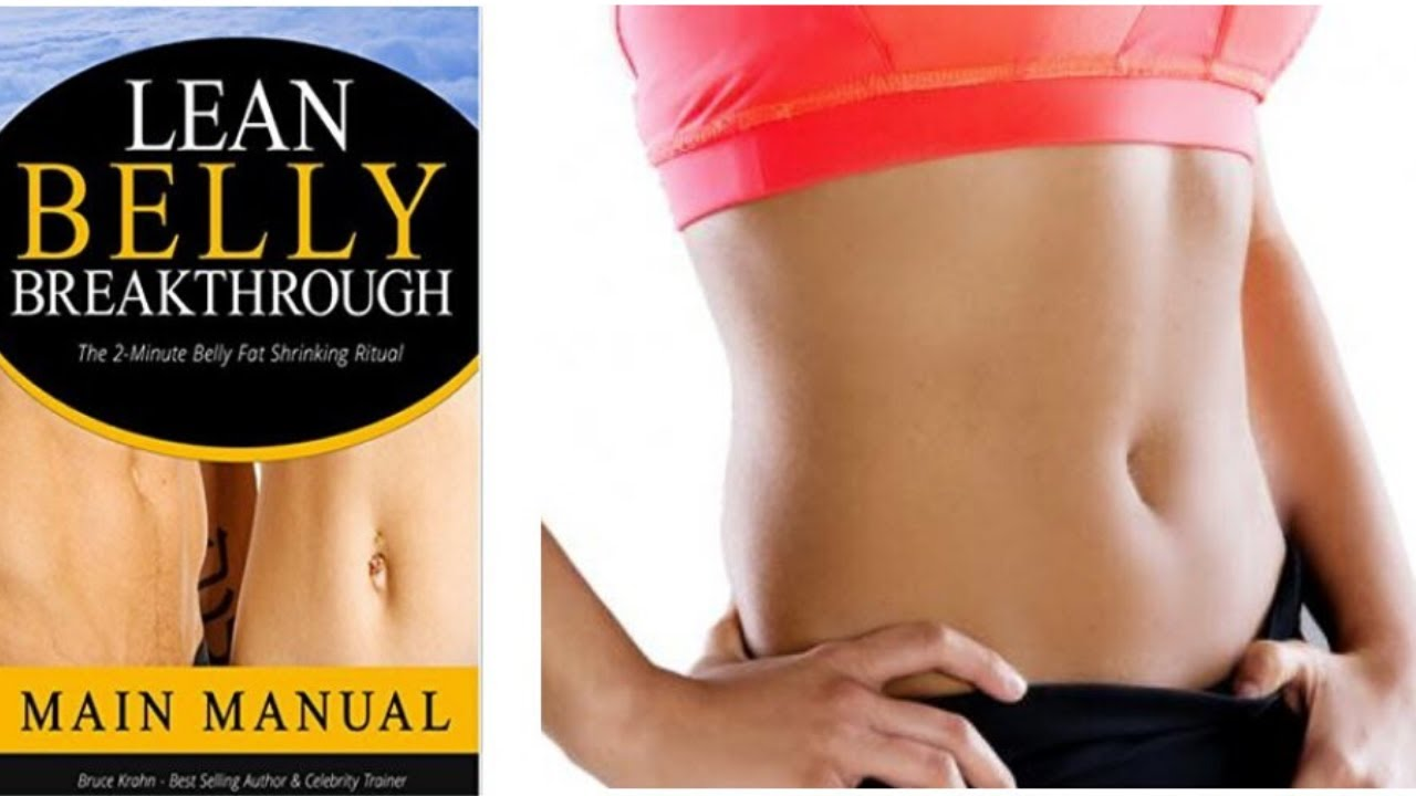 Lean Belly Breakthrough Review- books