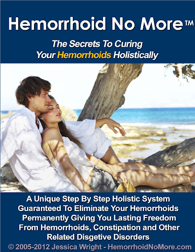 Hemorrhoid No More System Review- book