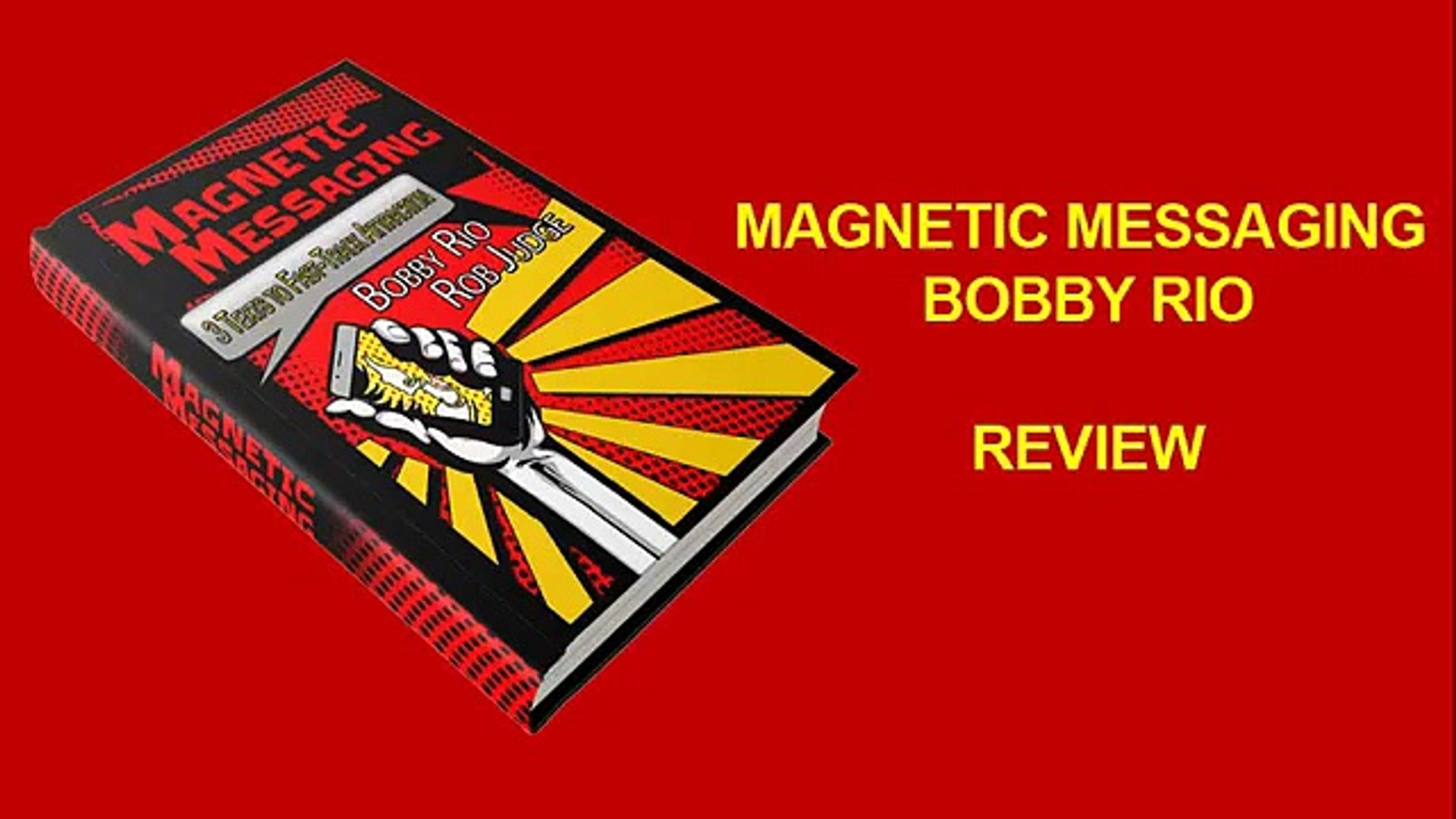 Magnetic Messaging Training Guide Review