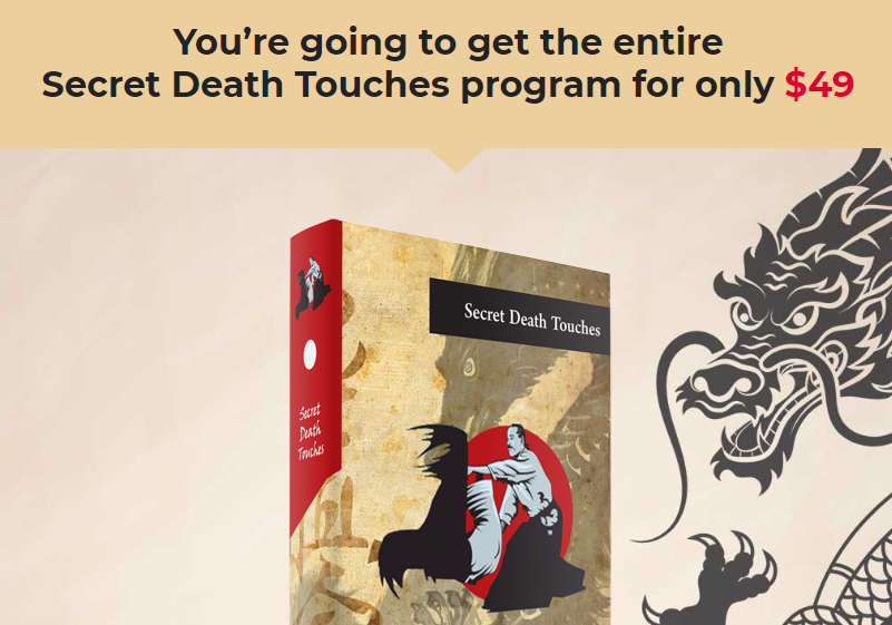 Secret death touches review
