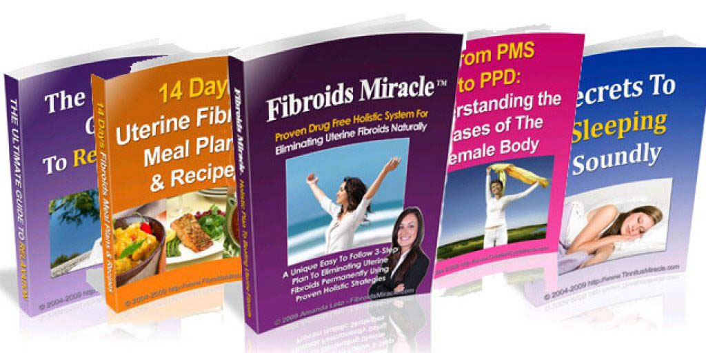 fibroids miracle book